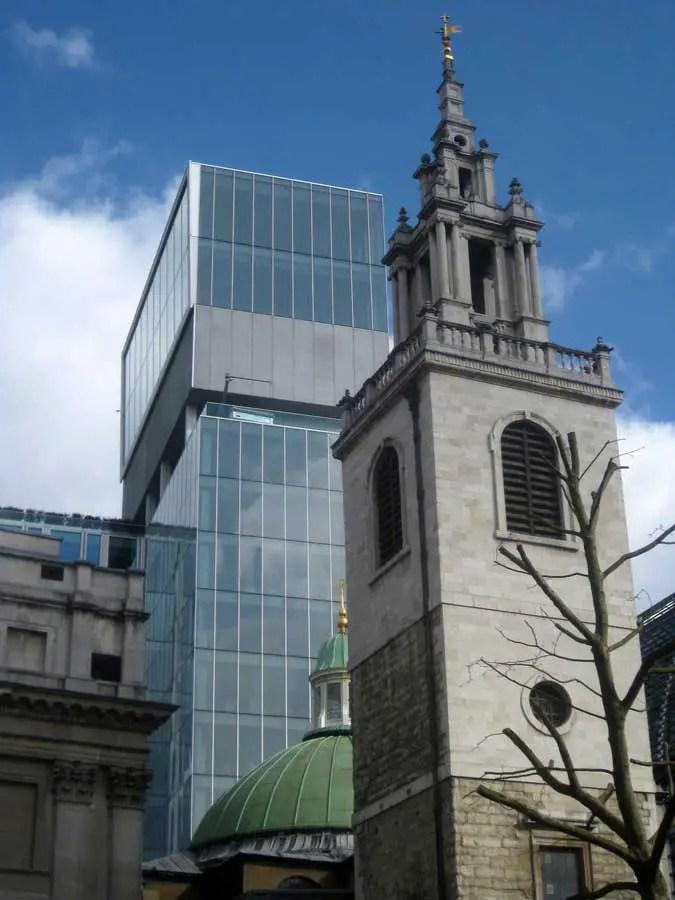 St Stephen S Walbrook London Church Building E Architect