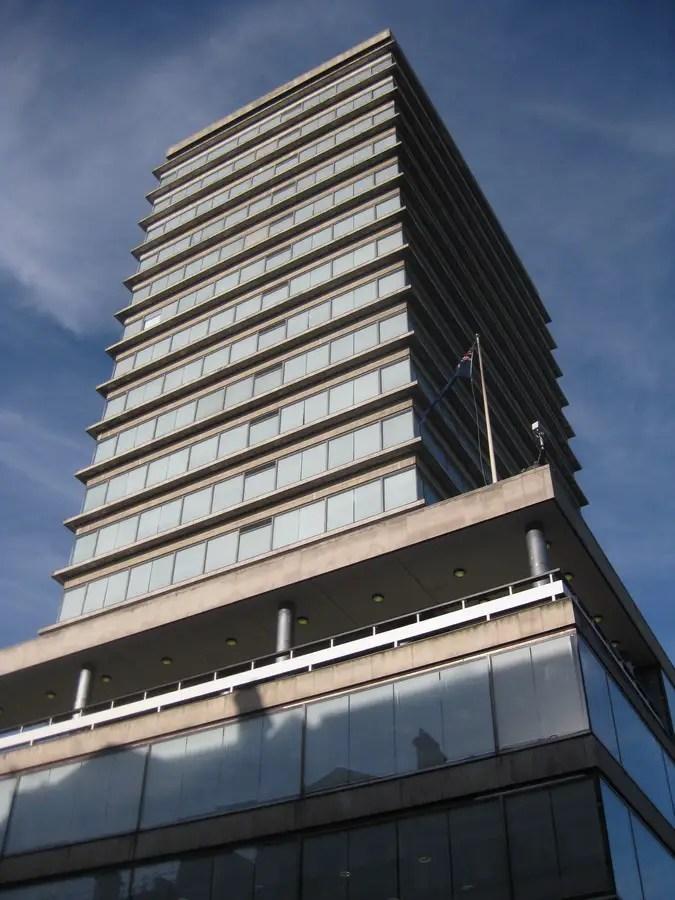 New Zealand House London Haymarket Building E Architect