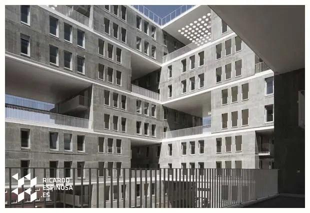 Celosia Madrid Building Edificio Celosa  MVRDV  Blanca Lle  earchitect