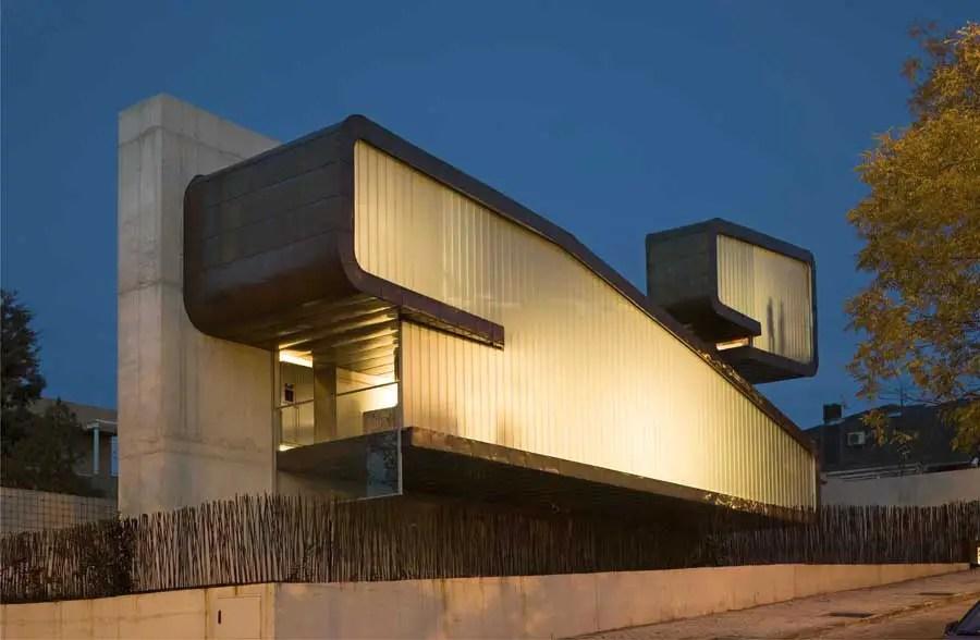 Madrid Houses  Residences New Spanish Property  earchitect