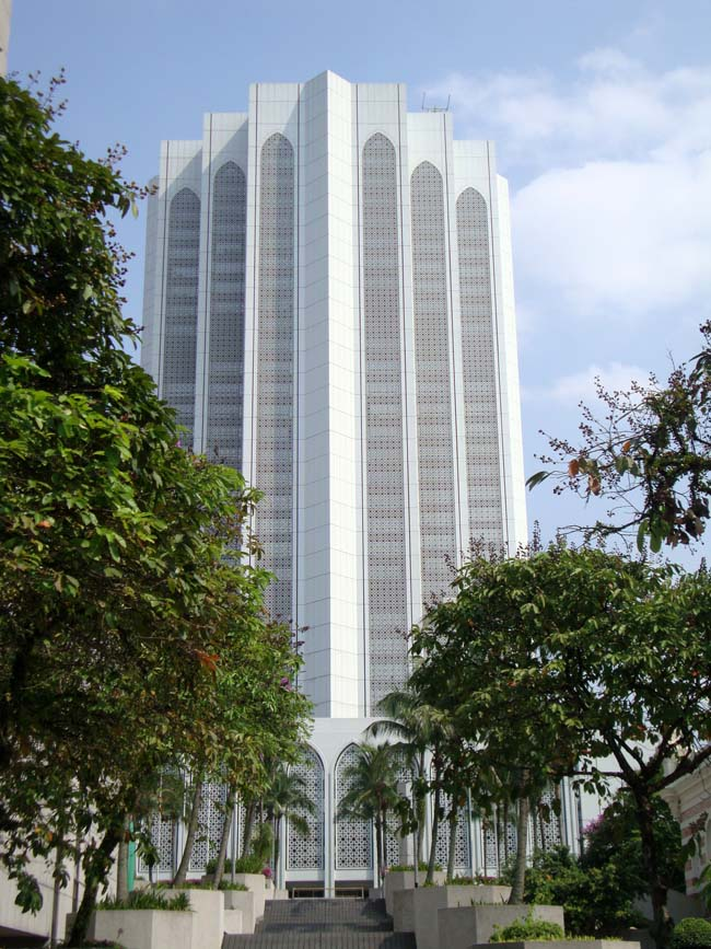 Malaysian Office Buildings  earchitect