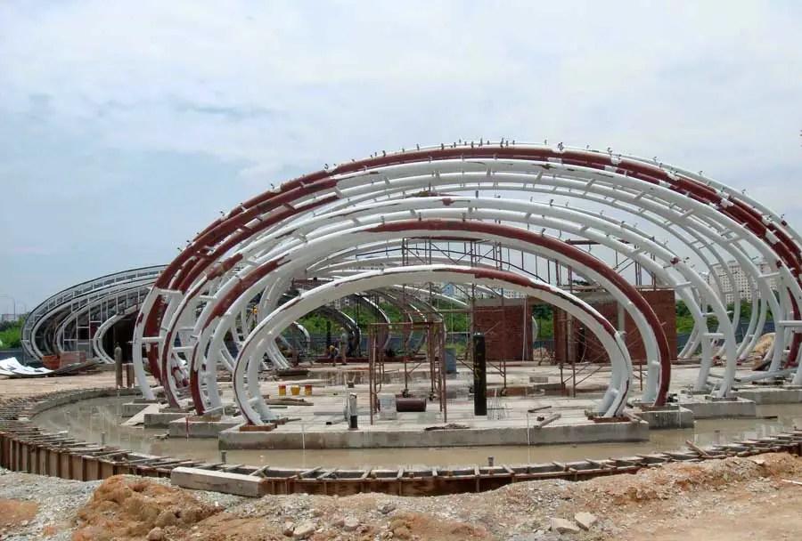 POD Pavilion Kuala Lumpur Building Malaysia  earchitect