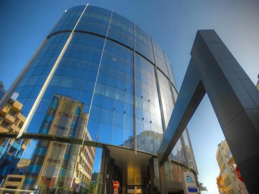 Aragon House Business Centre  Malta Building  earchitect