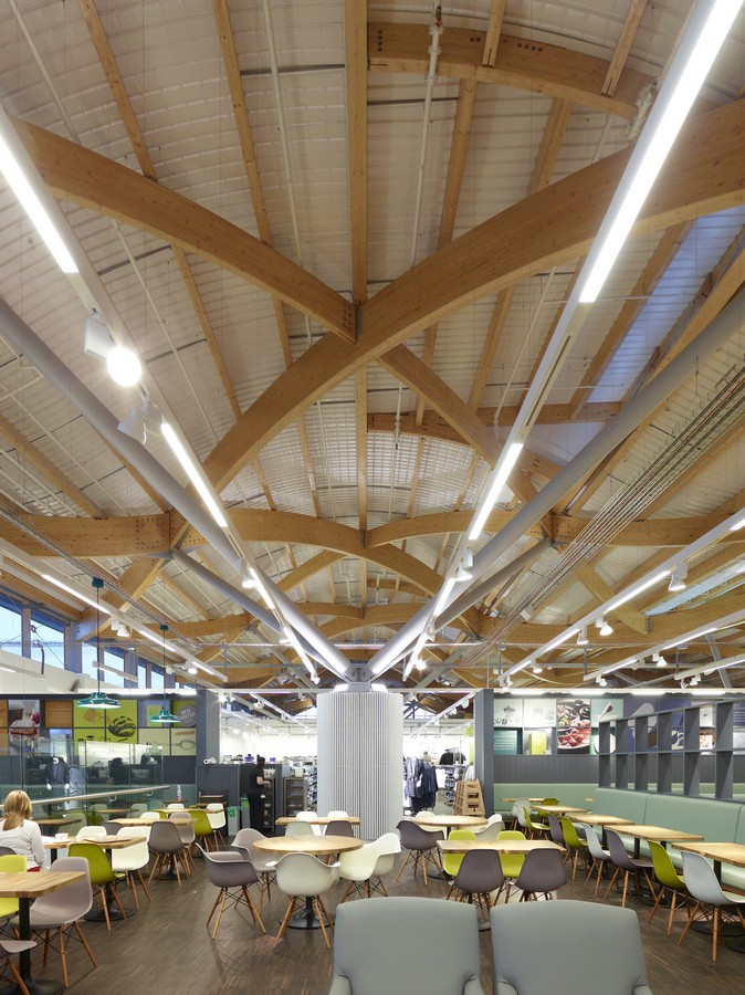MampS Cheshire Oaks Ellesmere Port E Architect