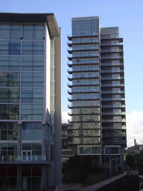 Manchester Building Photographs  Developments  earchitect