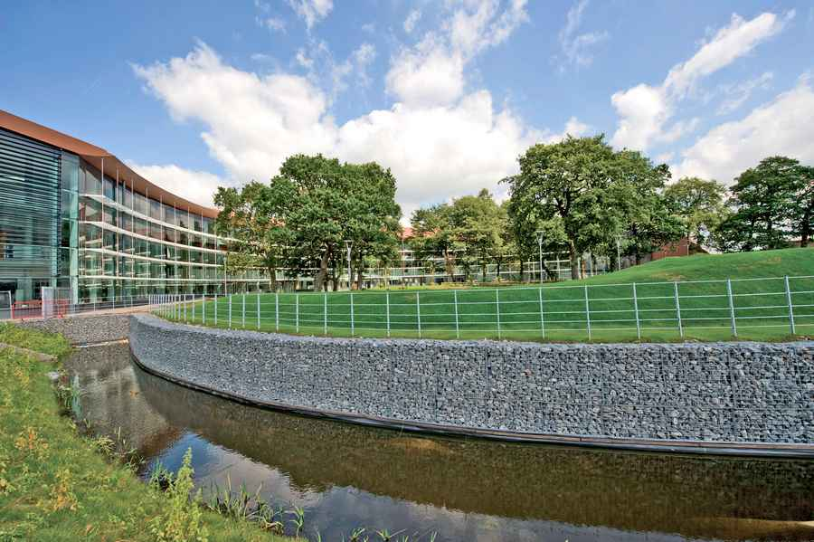 South Cheshire College Building  earchitect