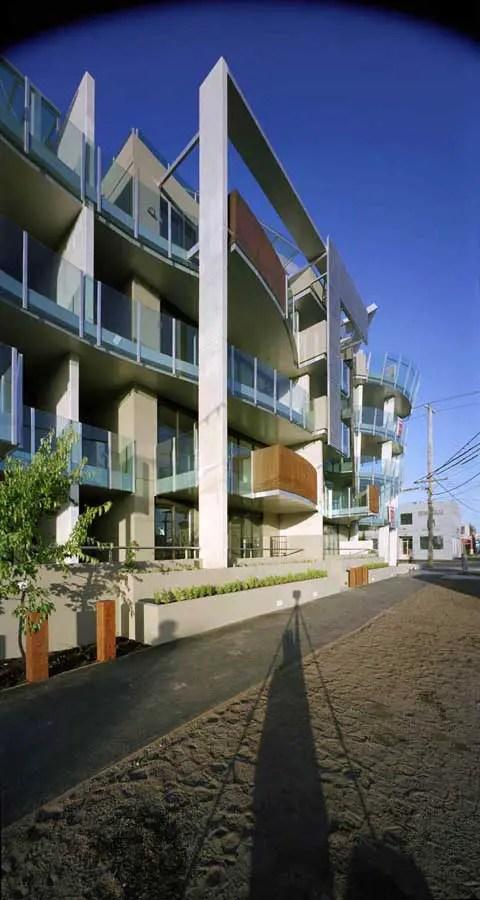 Nexus Apartments Melbourne Property Building E Architect