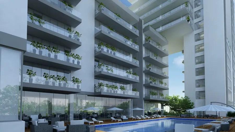 La Loma Housing Complex  Mexican Building  earchitect