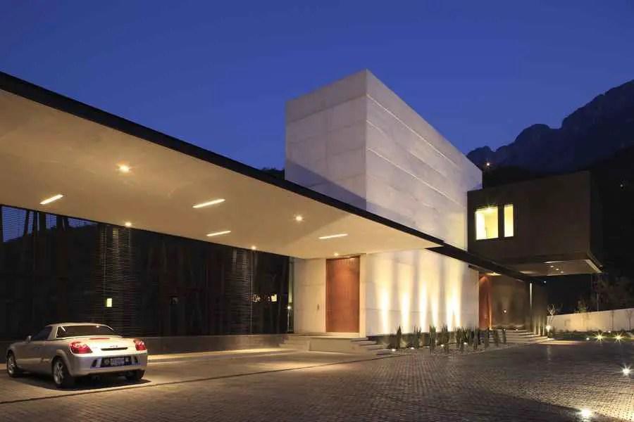 Monterrey Residence Casa Mxico  Mexican House  earchitect