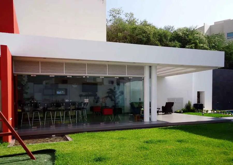 Casa Monterrey Mexican House  Monterrey Home  earchitect