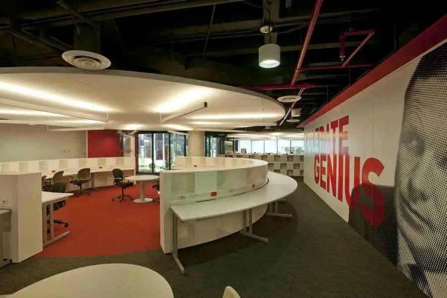 Oficinas Ogilvy Mexico City Office Interior  earchitect