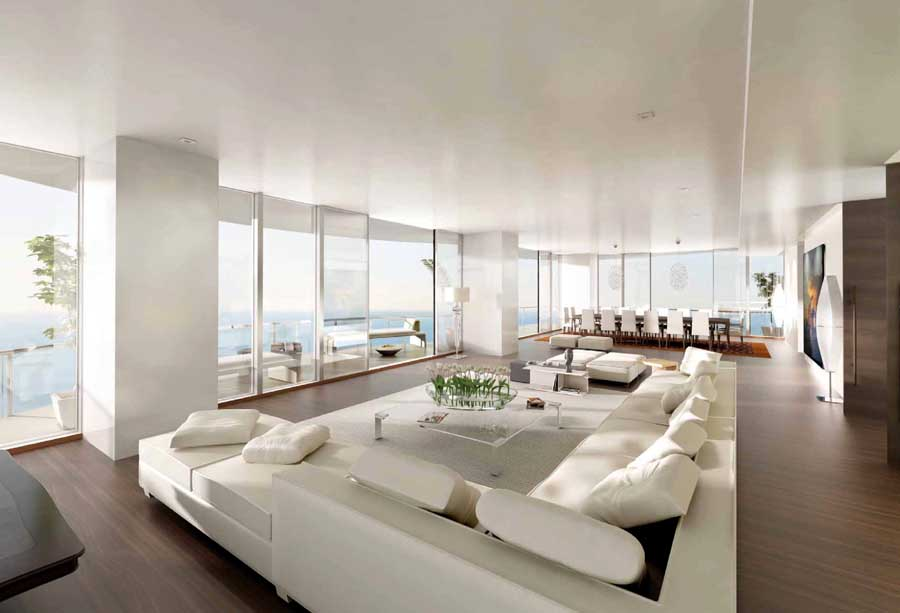 Regalia Condominium Miami Tower  earchitect