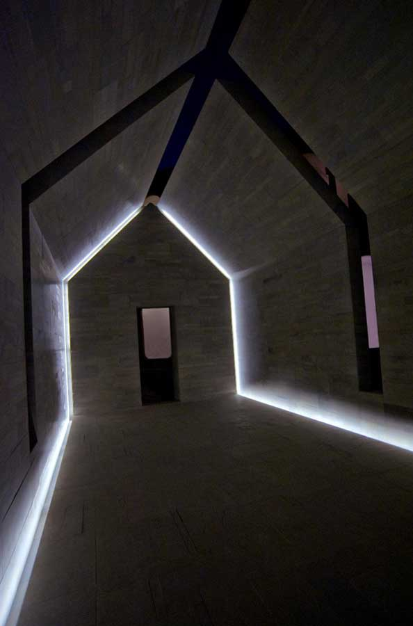 House of Stone Salone del Mobile Milan  earchitect