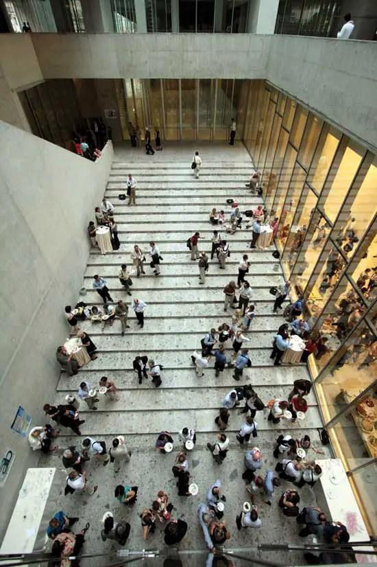 Universita Luigi Bocconi Milan  Grafton Architects  earchitect