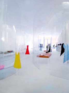 Derek Lam Boutique New York Store  earchitect