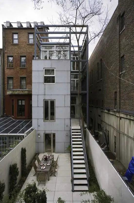 East 61st Street Town House Manhattan  earchitect