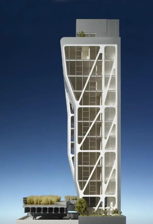 HL23 Project New York High Line Neil Denari  earchitect