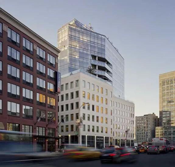 New York City Projects TEN Arquitectos Manhattan  e