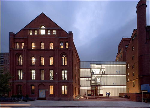 Pratt Institute Higgins Hall New York Building E Architect
