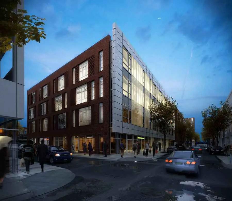 Teachers Village in Newark  NJ Building  earchitect