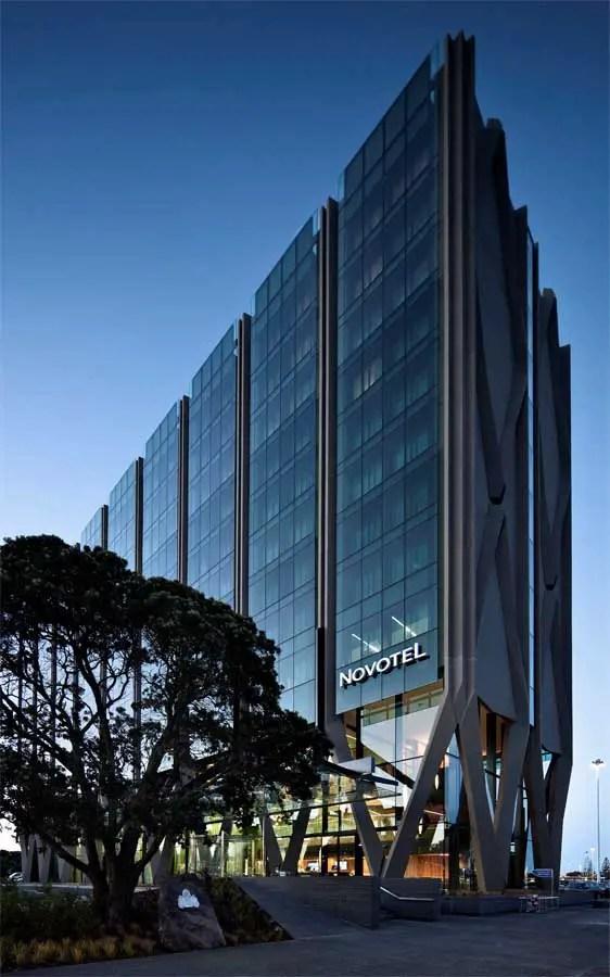 Hotel Architecture Designs  Leisure Buildings  earchitect