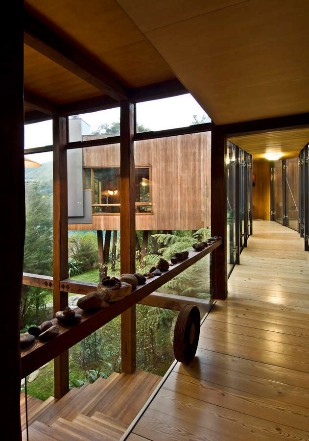 Waterfall Bay House  New Zealand Residence  earchitect
