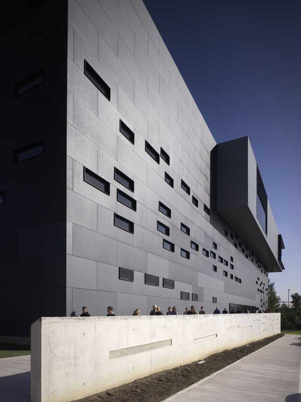 Newcastle College  Music Performing Arts  Media Centre
