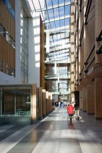 Akershus University Hospital, Norway Building - e-architect