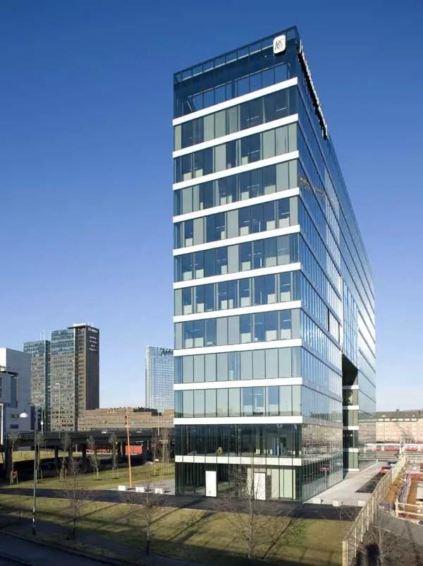 Barcode Oslo  PWC Building Development  earchitect
