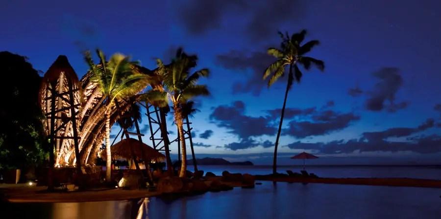 Laucala Island Resort Fiji  earchitect