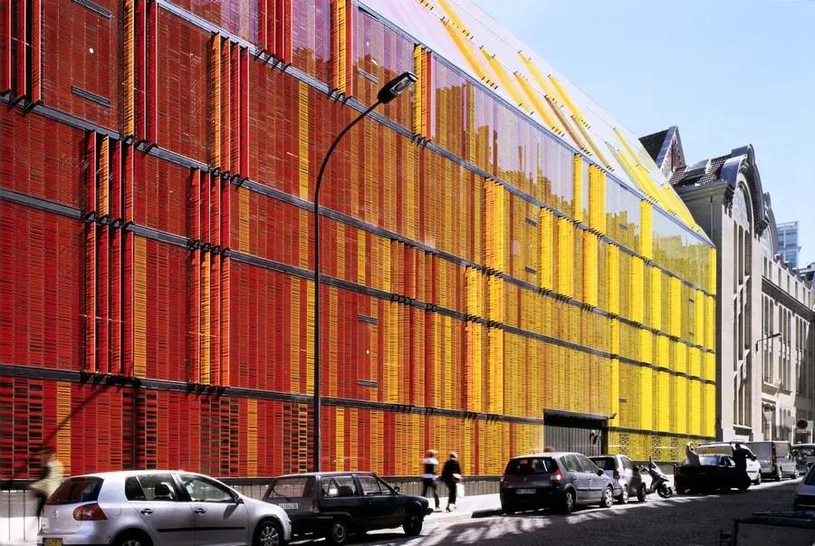 Novancia Business School Paris  earchitect