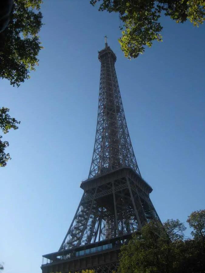 Eiffel Tower Paris Makeover Tour D Eiffel E Architect