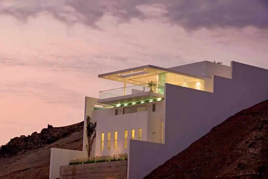 Casa en Playa del Golf Caete Lima Peru  earchitect
