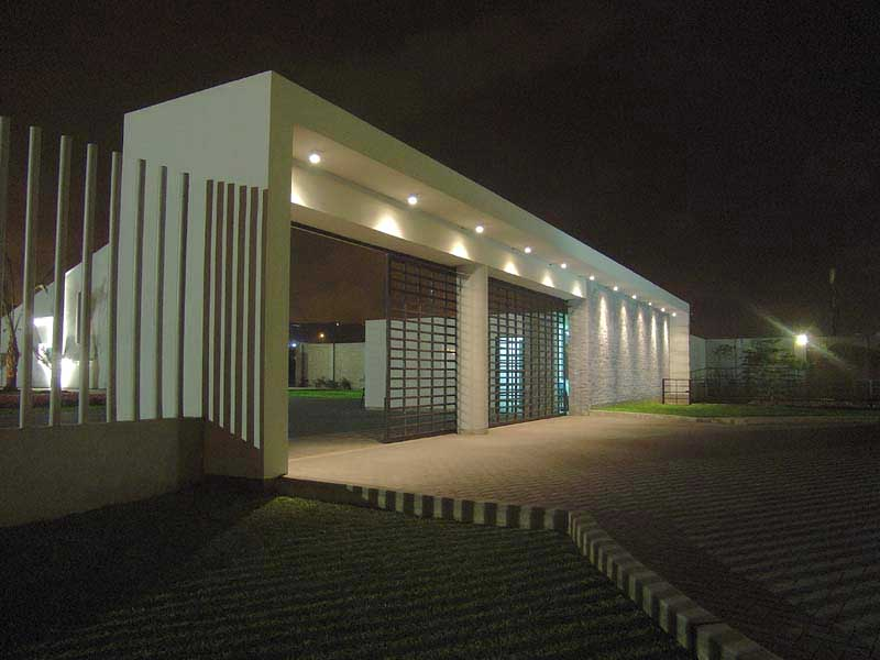 Lima Architecture Tanatorio Chapel Peru  Metropolis Architects  earchitect