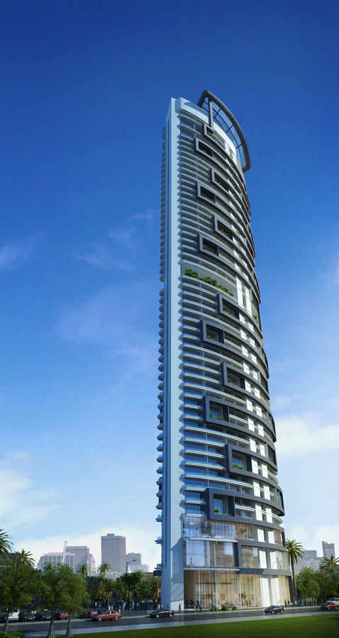 The Milano Residences  Manila Residential Development  earchitect