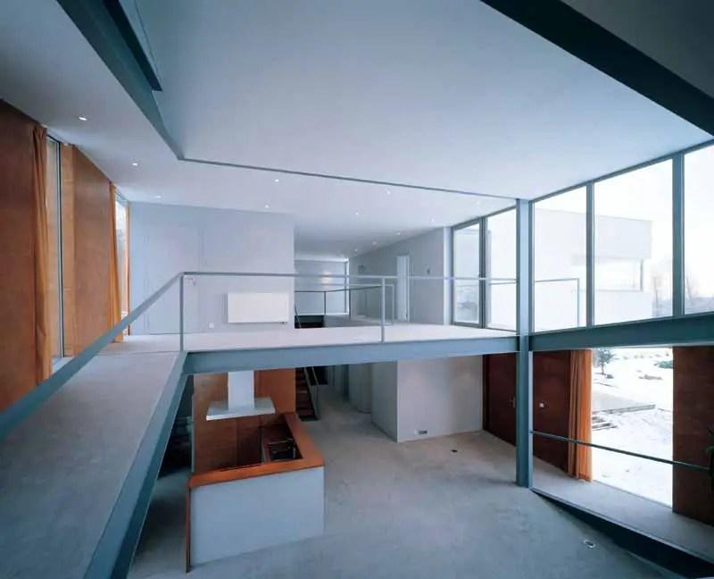 Broken House Modern Polish Home E Architect