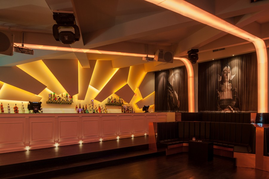 Eskada Club  Porto Nightclub  earchitect