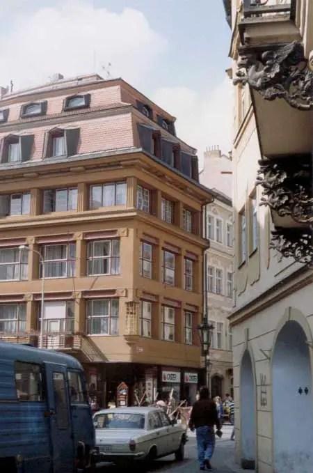 Prague Cubist Buildings  Czech Cubist Architecture  earchitect