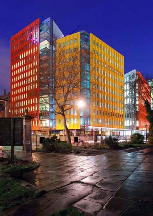Central St Giles London United House Developments  e