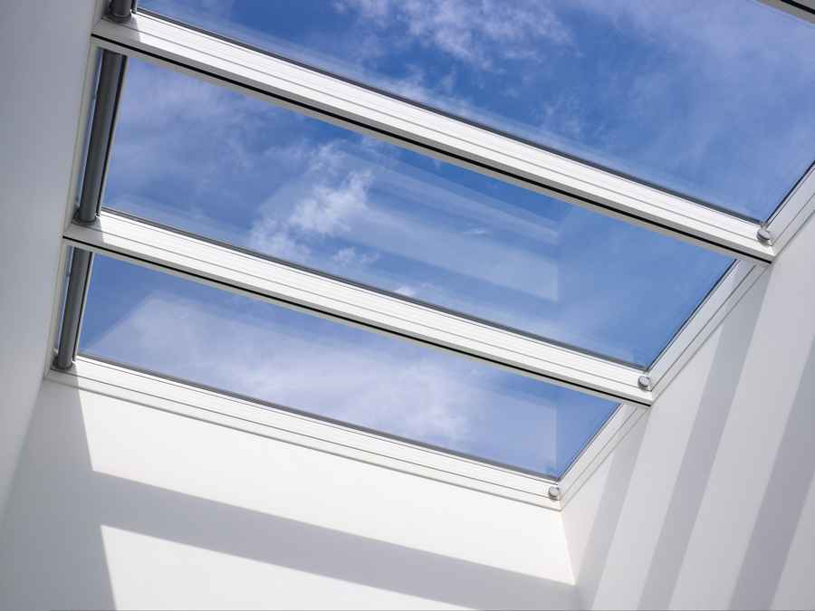 Image Result For Velux Flat Roof