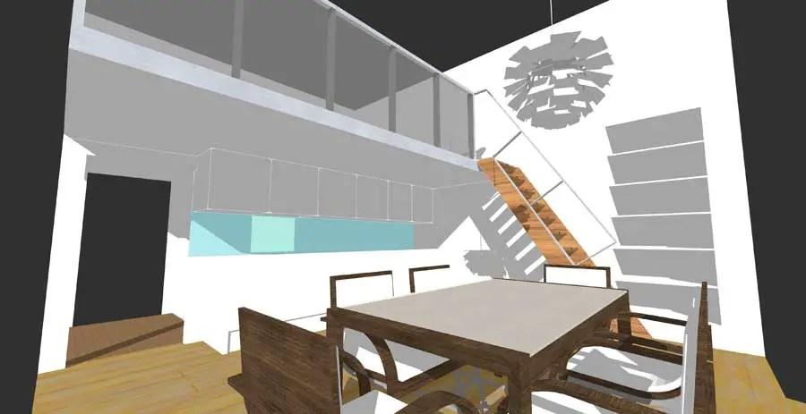 Mezzanine Architecture