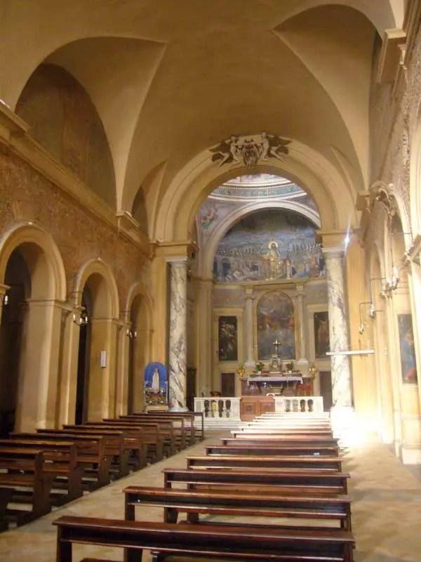 Santa Pudenziana Rome  Historic Church Building  earchitect