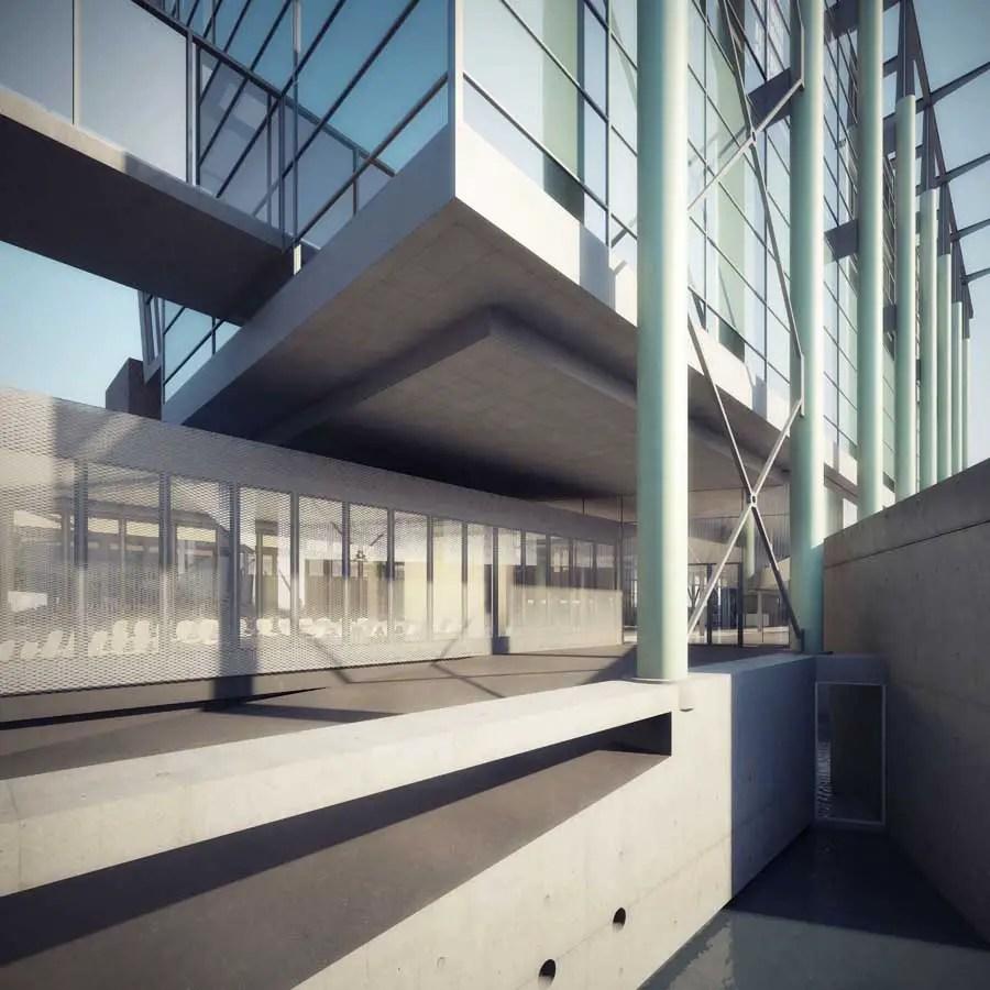 Jo Coenen Architects Rotterdam  earchitect