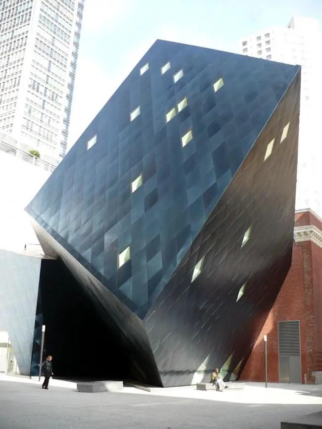Contemporary Jewish Museum San Francisco CJM Building  e