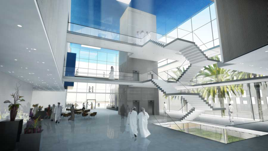 National Diabetes Centre Riyadh Saudi Arabia  earchitect