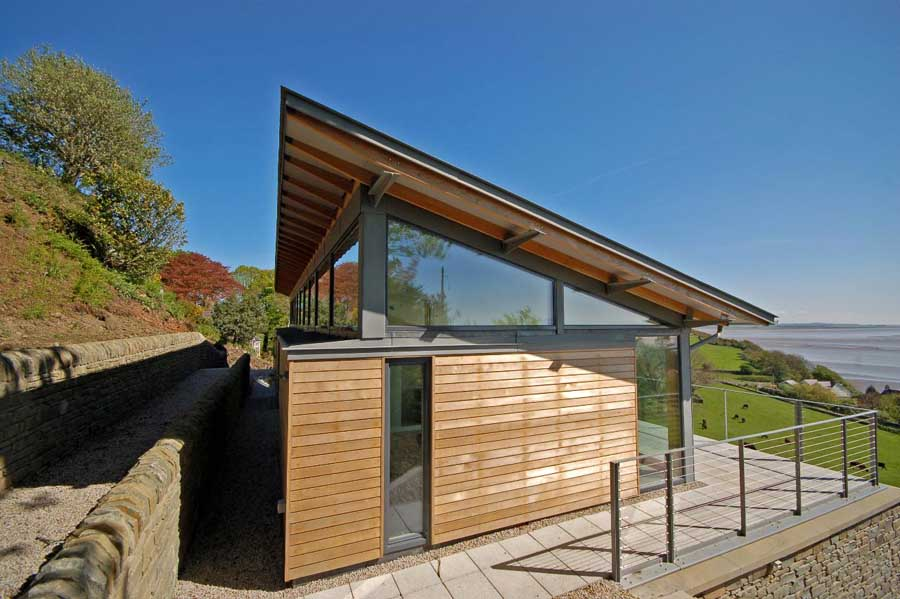 Deepstone Low Energy House Scotland E Architect