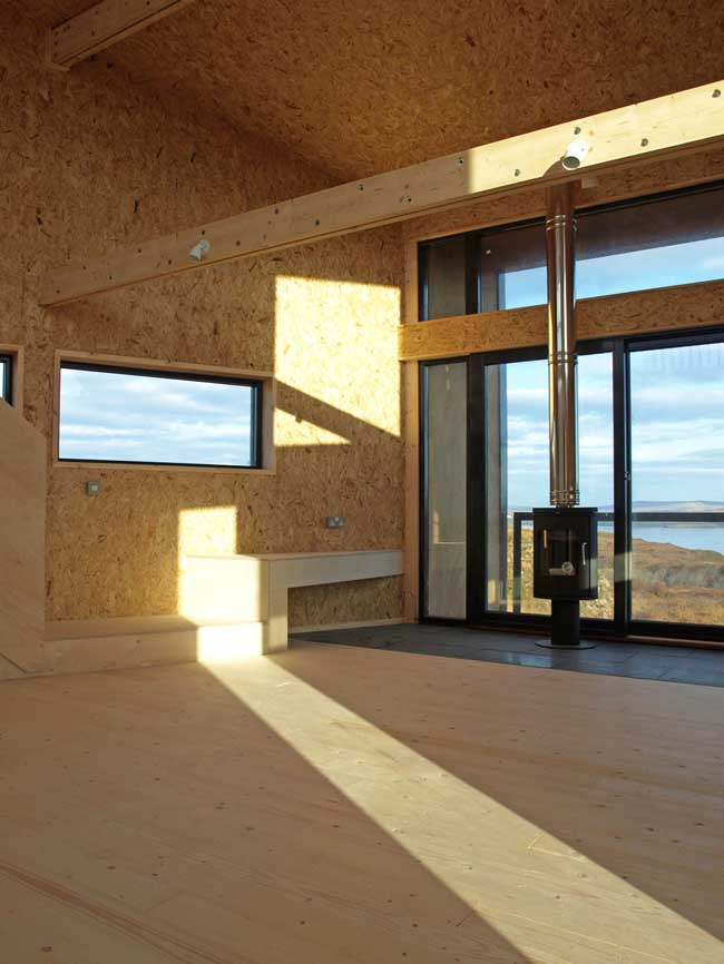 Fiscavaig House Isle Of Skye Property E Architect