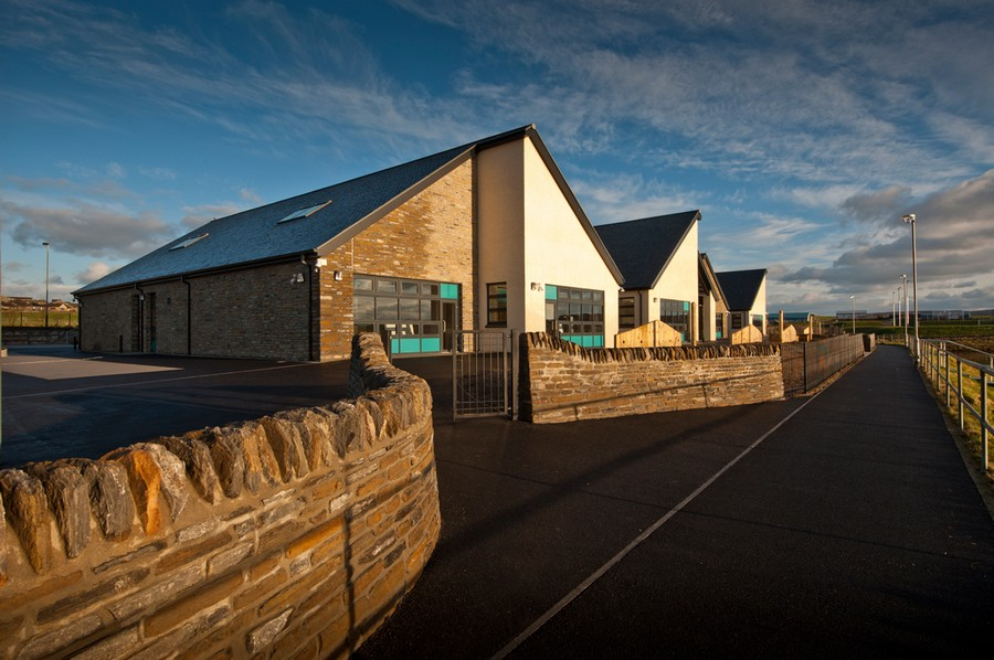 Stromness Primary School Orkney Education Building  e
