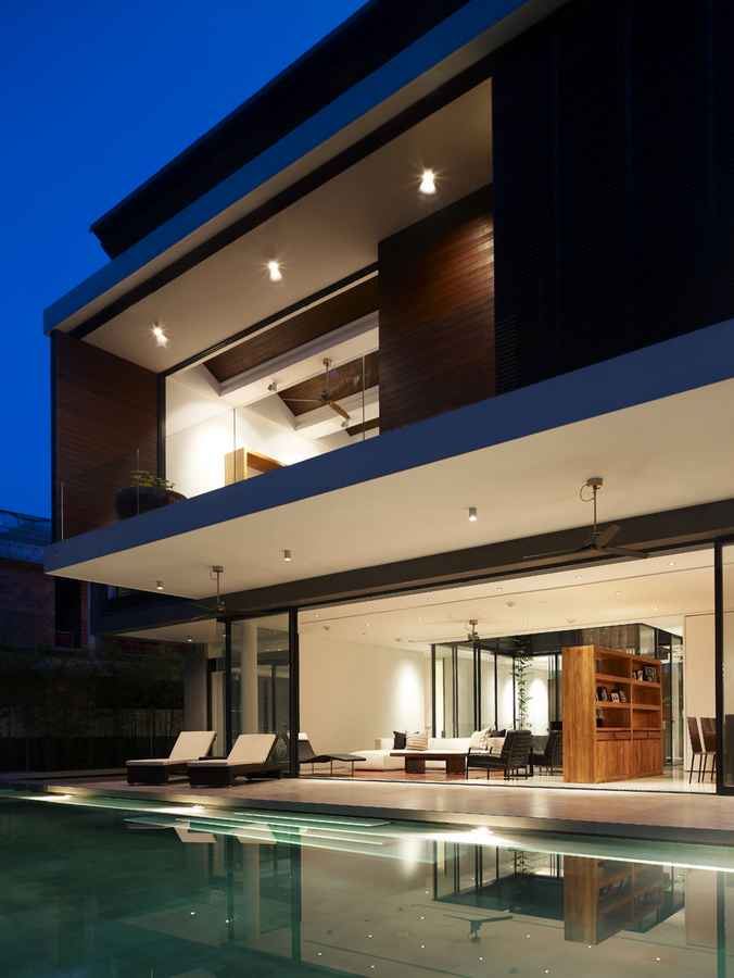 Sentosa Cove House Singapore Residence  earchitect