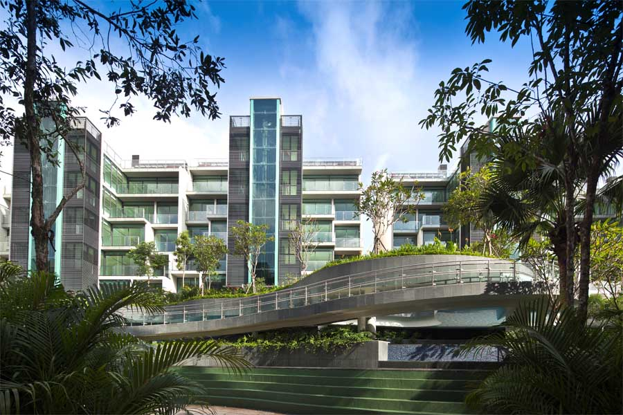Duchess Residences Singapore Housing  earchitect